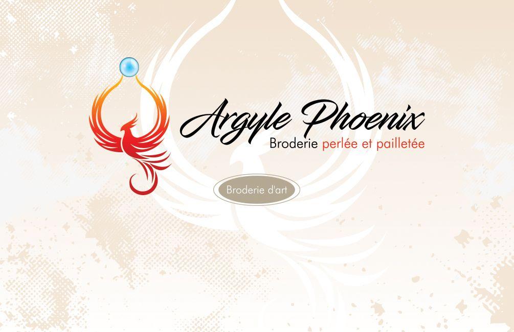 Cartes De Visite Realise Pour Argyle Phoenix Recherche Concept Polices Code Couleurs Mise En Forme Et Impression