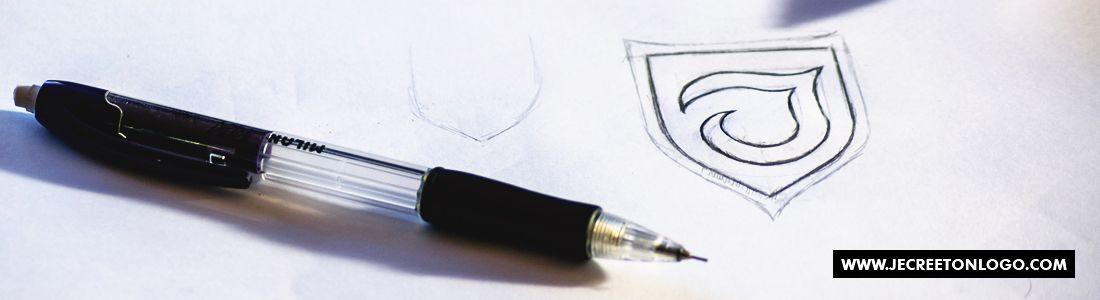 esquisse logo