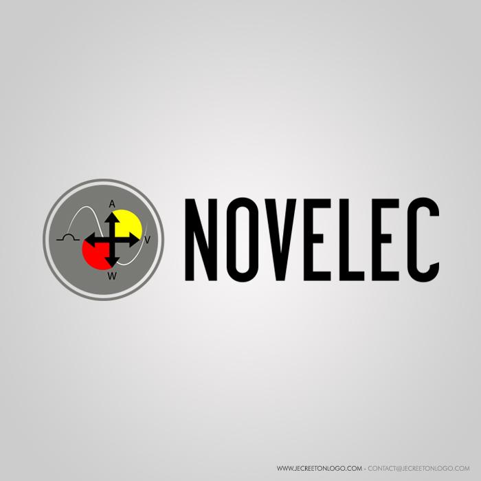 logo gris noir rond couleur